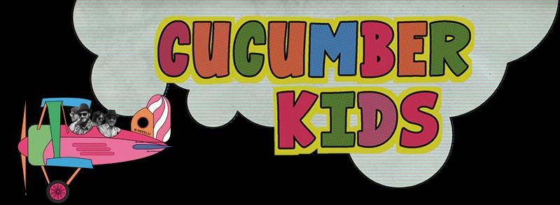 Infantil the cucumbers for Espectaculo historia del rock