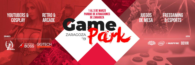 ¡Vamos a Gamepark '19!