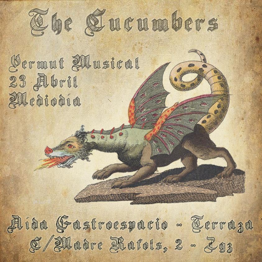 Vermut Musical el mediodía de San Jorge
